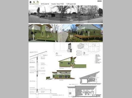 Architecture House Competition royse/eagleton architects : projects : unbuilt : a simple house